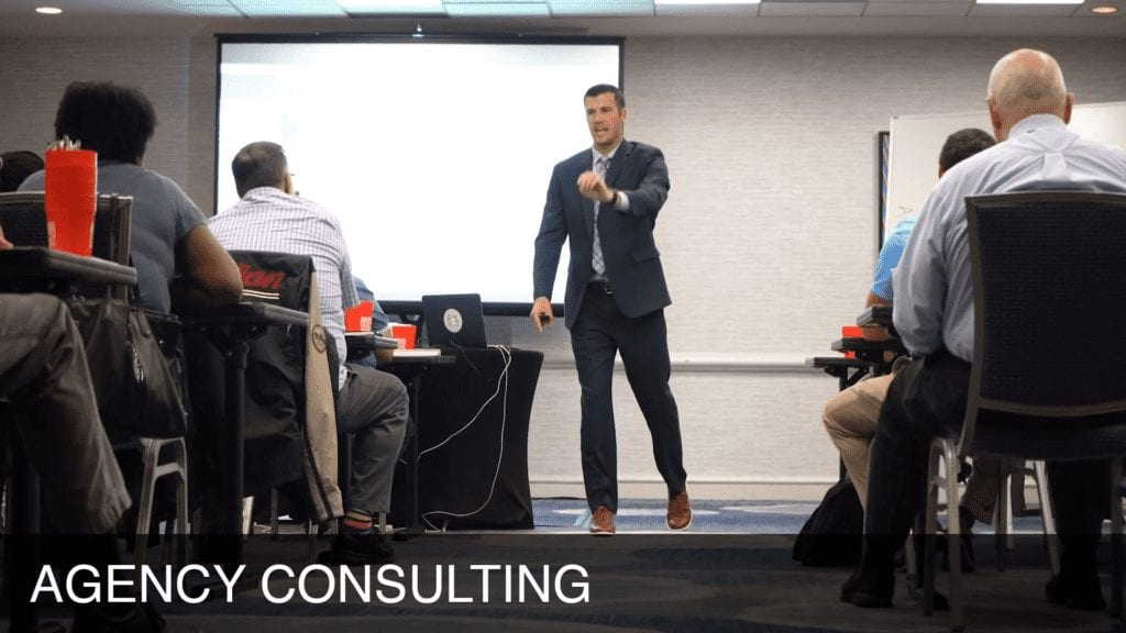 Cody Askins does Agency Consulting