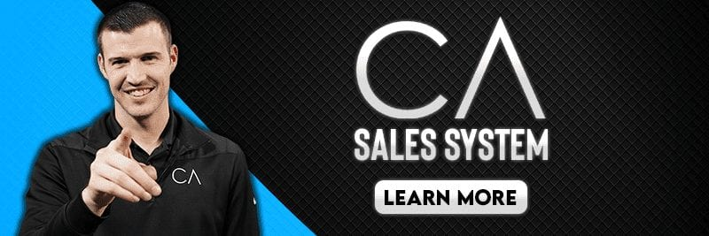 CA Sales System - training for agents and teams
