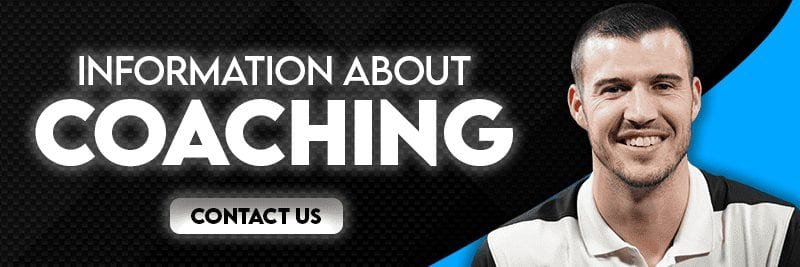Information About Coaching - Click to contact us