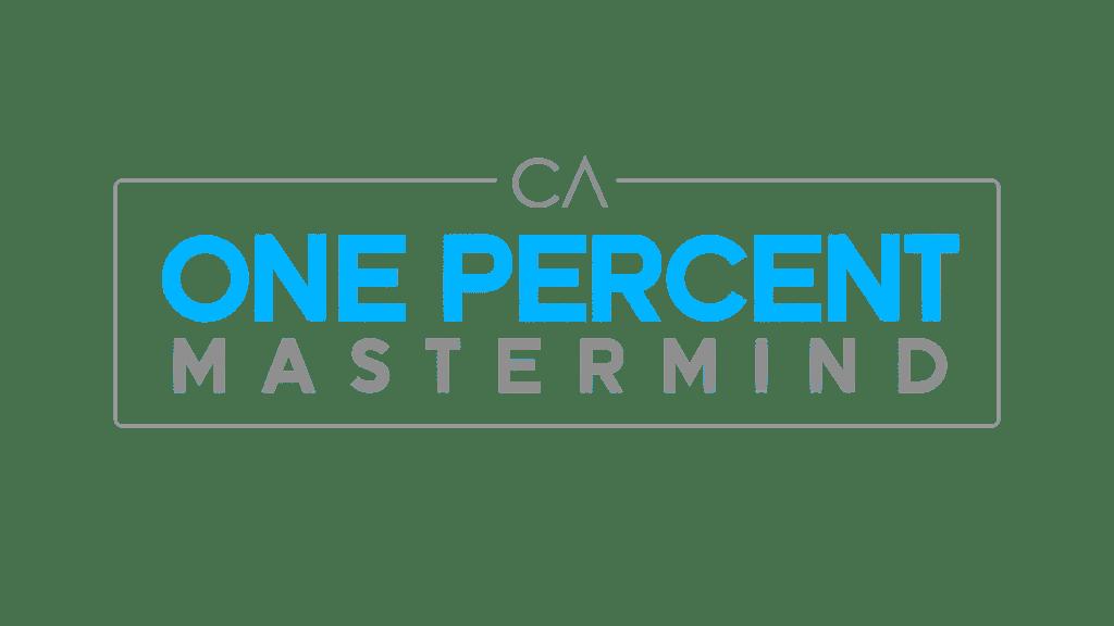 1% Mastermind logo