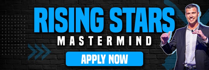 """an image link containing text that says """"Rising Stars Mastermind. Apply now."""""""