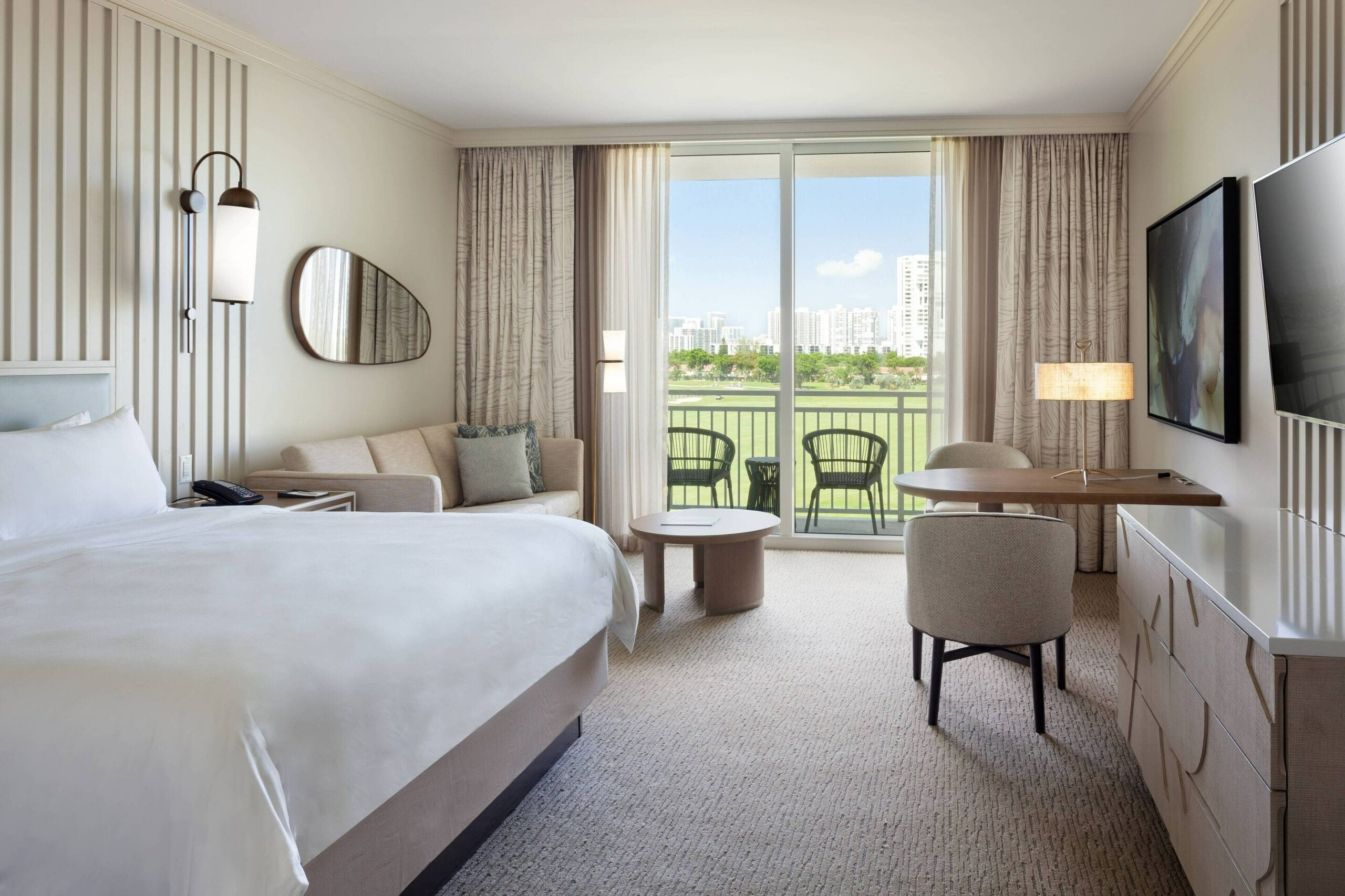 an image of a guest room at jw marriot turnberry resort & space